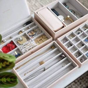 Stackers Jewellery Boxes Travel Bag You Need A Vicky