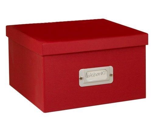The Holding Company Photo Storage Box